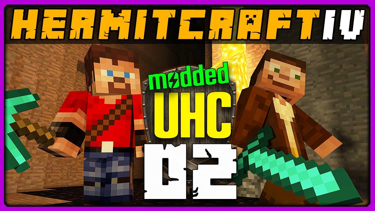 Minecraft Hermitcraft 9  UHC S9  MODDED  Ep 9  THE SCARDOG HOVEL!