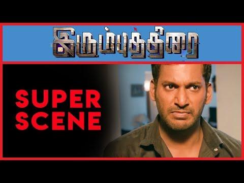 Irumbu Thirai - Super Scene 6   Vishal  ...