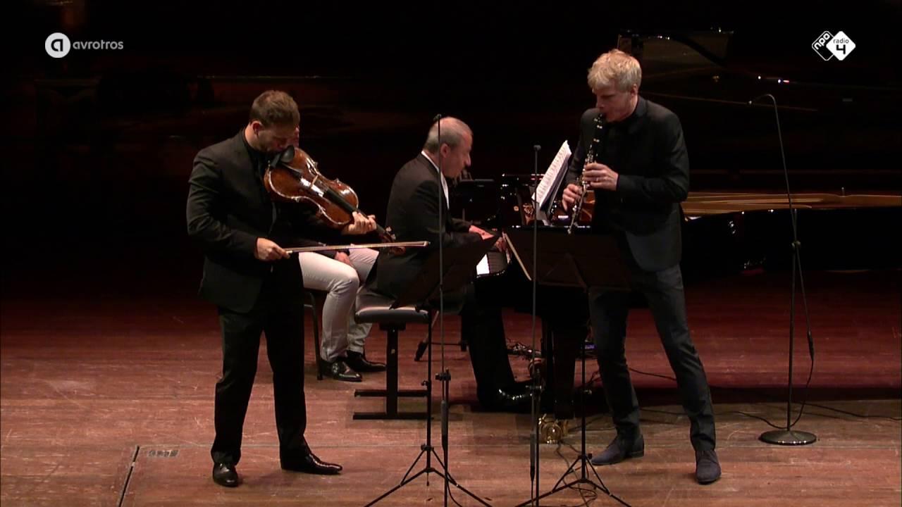 Bruch: 'Acht Stücke, nr. 2, 6 & 7' - Martin Fröst - Live concert HD