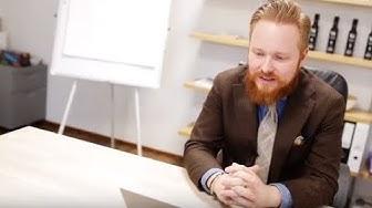 Toimitusjohtaja Mika Niemi on verkkokaupan supermies