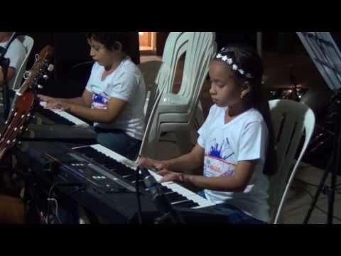 FUNACSEP - Concierto Musical (ojos azules). Mocoa Putumayo (Colombia)