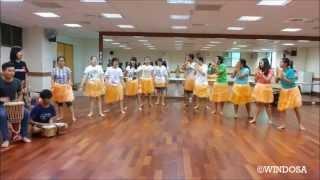 WINDOSA - 練舞 YAMKO RAMBE YAMKO (DANCE PRACTICE)