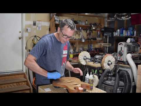 Episode #103 Z-Poxy Finishing Resin: A Versatile Finish For Guitars