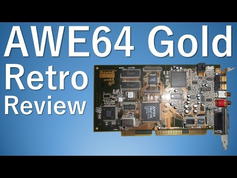 Sound Blaster AWE64 Gold Review
