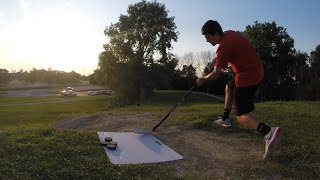 Crazy Sauce | Hockey Trick Shots | Park Edition (HD)
