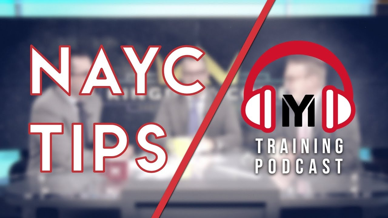 NAYC Tips - Youth Ministry Training Podcast **SPECIAL VIDEO EPISODE**