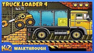 Truck Loader 4 Full Game Walkthrough