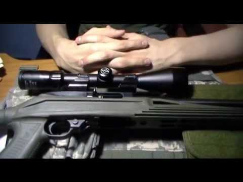 BLACKHAWK! Knoxx Axiom R/F Ruger 10/22 stock review: Pure excelence! by Ultimatehistorybuff1