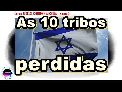 As 10 Tribos Perdidas De Israel - O Que A Bíblia Fala Sobre Isso?