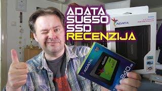 Adata SU650 SSD & Adata ED600 vodootporno kućište - recenzija (27.05.2018) thumbnail