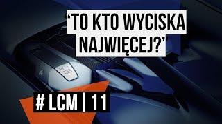 LCM #11| Najmocniejsze samochody według ilości cylindrów | TOP LISTA