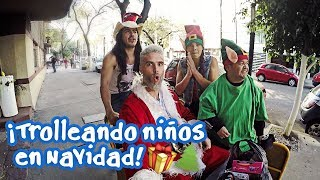 Trolleando niños en Navidad???   Feat. Rey Grupero thumbnail