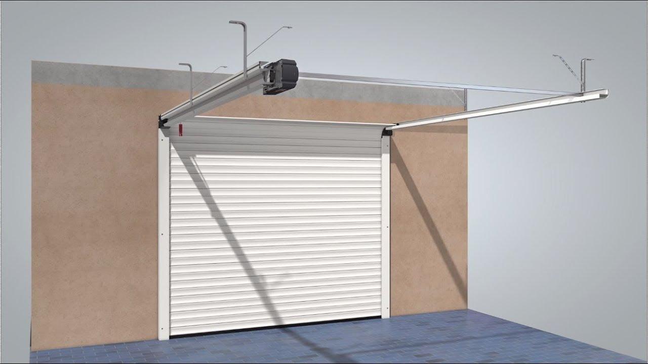 deckenlauftor h rmann nabcd. Black Bedroom Furniture Sets. Home Design Ideas
