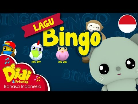 Lagu Anak-Anak Indonesia | Didi & Friends | BINGO