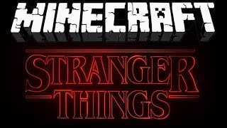 Minecraft   Stranger Things Skin Pack   PS4
