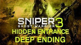 Sniper Ghost Warrior 3 Hidden Entrance Location Guide Deep Ending Underground Facility