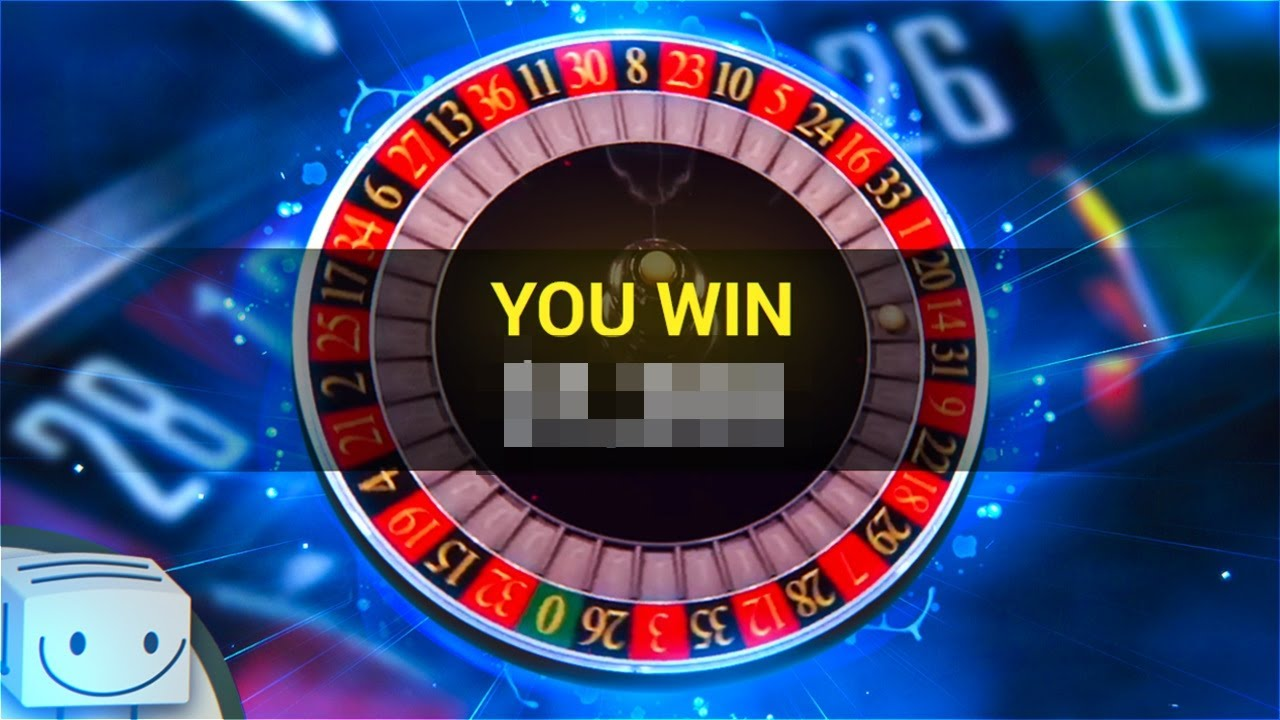 I'm The BEST ROULETTE PLAYER EVER!! (Roulette and Baccarat)