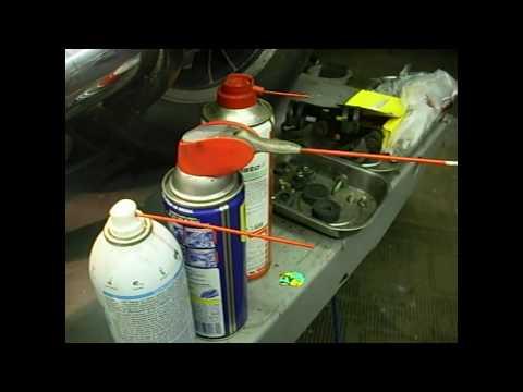 Best Shop Tricks: Micro Aerosol Nozzle WD40, CARB CLEAN ETC.