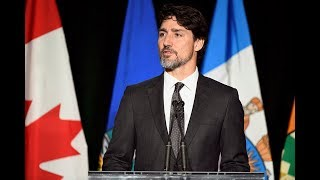 THE BLAME GAME:  Trudeau blasts US-Iranian tensions for plane crash