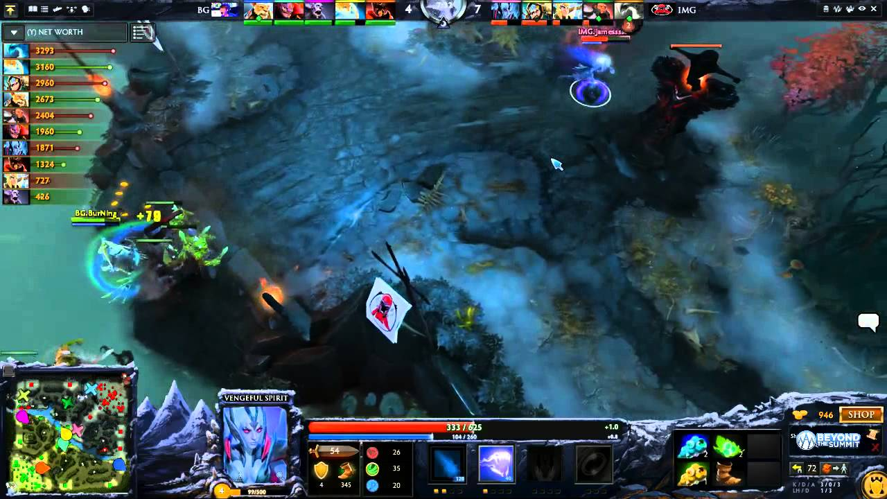 Big God vs iMG - Game 2 (Dota 2 Asia Championships - Asia ...