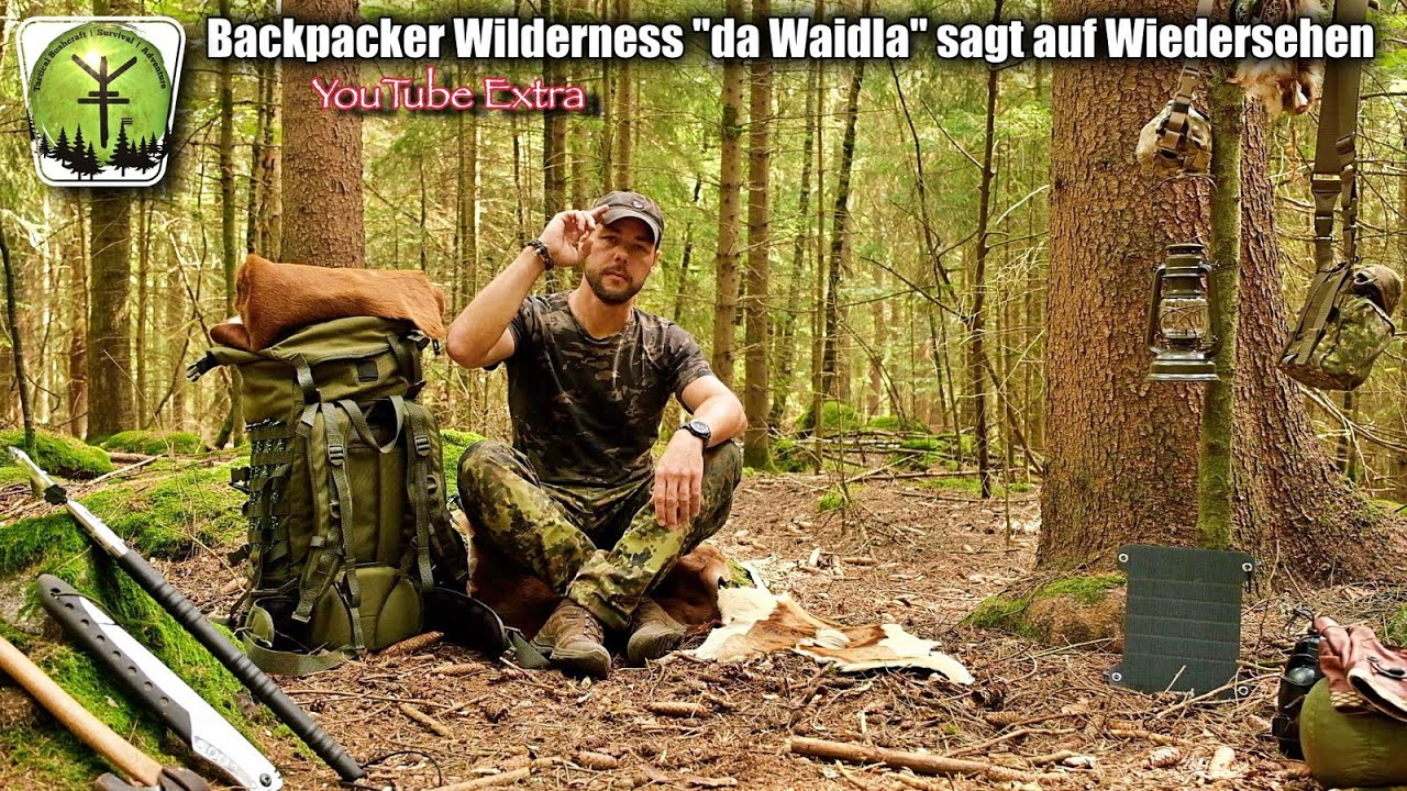 Backpacker Wilderness sagt auf wiedersehen - meine Beweggründe für eine Pause -