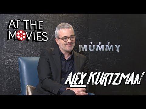 At the Movies x The Mummy: Alex Kurtzman