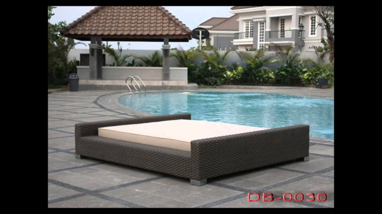 Rattan furniture outdoor thailand youtube for Outdoor furniture thailand