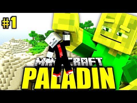 ICH bin DER PUPPENSPIELER?! - Minecraft Paladin #1 [Deutsch/HD
