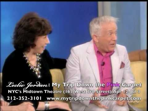 The View  Leslie Jordan: My Trip Down the Pink Carpet & Lily Tomlin 4202010