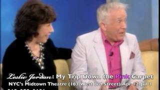 The View - Leslie Jordan: My Trip Down the Pink Carpet & Lily Tomlin (4-20-2010)