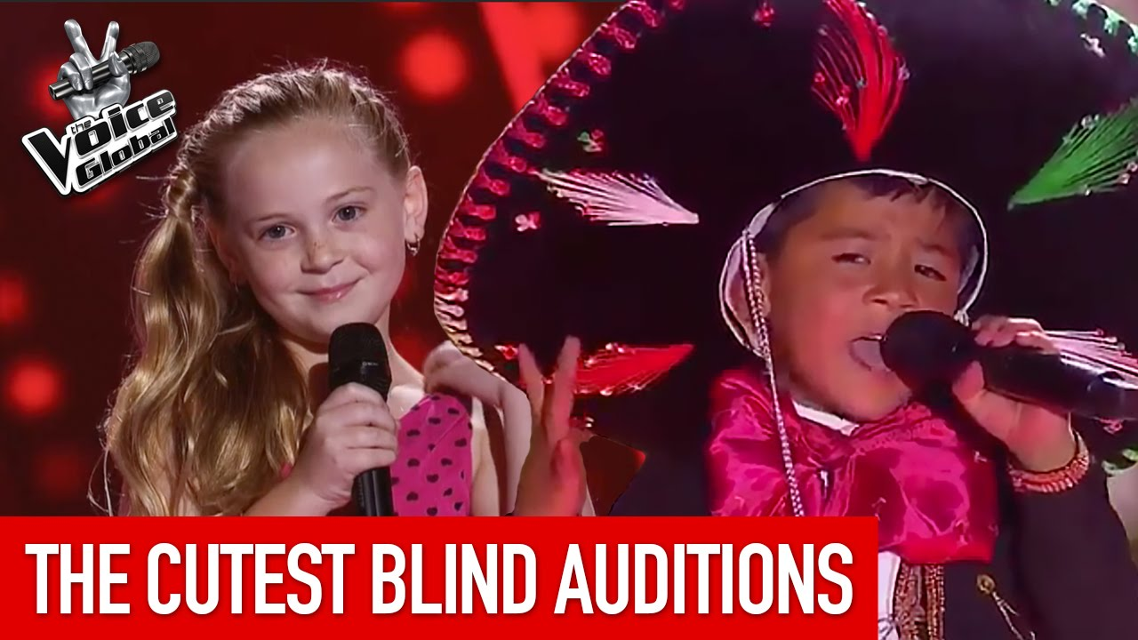 The Voice Kids Blind Auditions