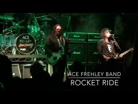 Ace Frehley Band 2/27/2016 San Antonio, TX