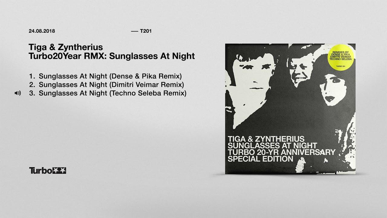 At Black Nightkonrad Sunglasses RemixTigaamp; ZyntheriusShazam lFTJcK31