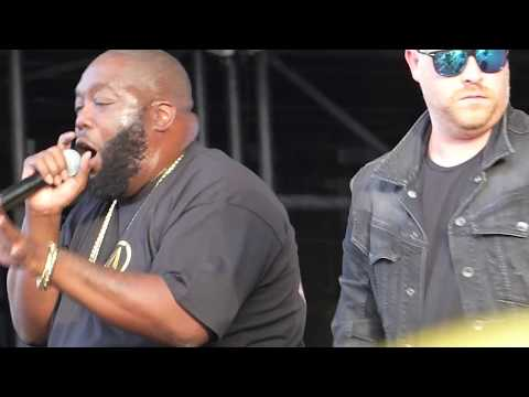 Run The Jewels Oh My Darling Don't Cry Live Lollapalooza Music Festival Chicago IL August 4 2017