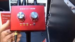 Focusrite Rednet AM2 - A16R