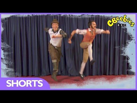 CBeebies Elves And The Shoemaker - Dance Like Mr Shoemaker