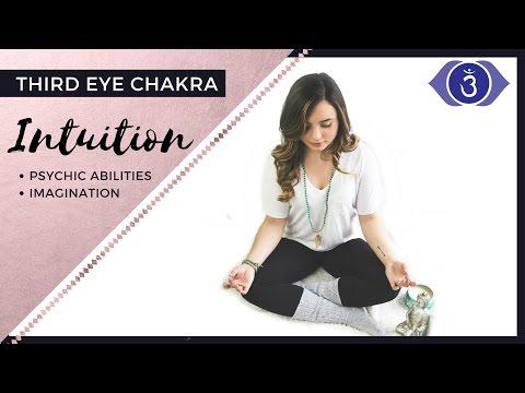 GUIDED MEDITATION TO UNBLOCK THIRD EYE CHAKRA - Melanie Kate Love