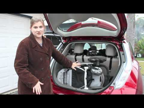 Will The Nissan Leaf Fit Strollers And Cats