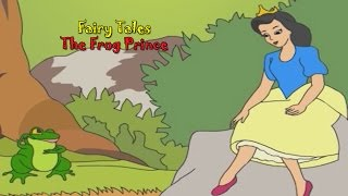 Frog Prince | Fairy Tales for Kids | Pari Ki Hindi Kahaniya | Fairy Tales for Children HD