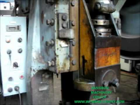 POWER PRESS YMGP 55 TON 4-EB0016 WONGTANAWOOT.wmv