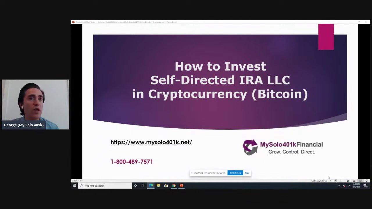 crypto-invest llc befektetni a bitcoinba