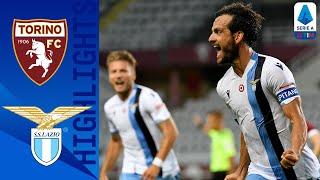 Torino 1-2 Lazio | Goals By Immobile & Parolo See Lazio Beat Torino Away From Home | Serie A Tim