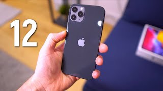 iPhone 12 Models - Exclusive Hands On!