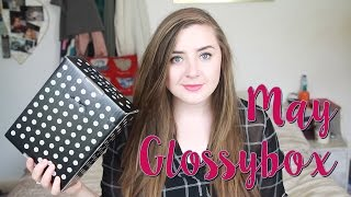 May 2015 UK Glossybox Unboxing - Missing item :(