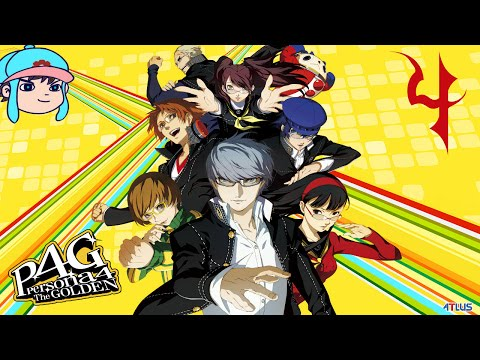 Let's Play Persona 4 Golden Blind! Part 4