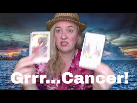BURN THAT POVERTY CONTRACT, CANCER!! July 2017 celtic cross