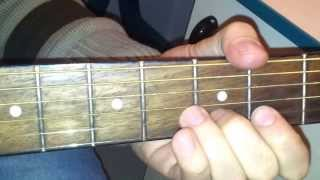 comment apprendre la guitare kabyle