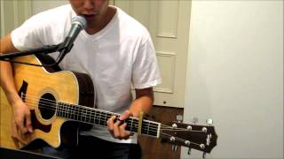 somebodys out there by triumph acoustic cover