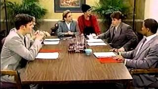 THE NEWZ (USA; 1994) The Office Fool -d Sherwood, Lou Thornton