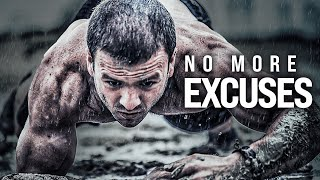 NO MORE EXCUSES - Powerful Motivational Speech Video (Featuring Coach Pain)